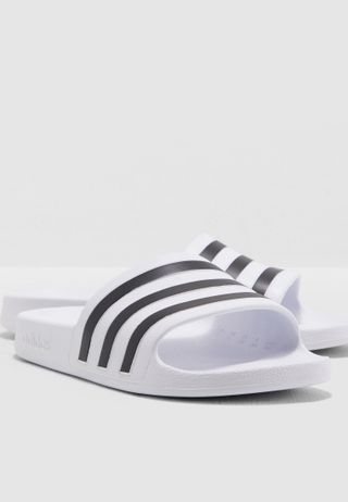9951b14b8c55 Shop Nike white Jordan Hydro 7 Slides AA2517-101 for Men in Kuwait ...