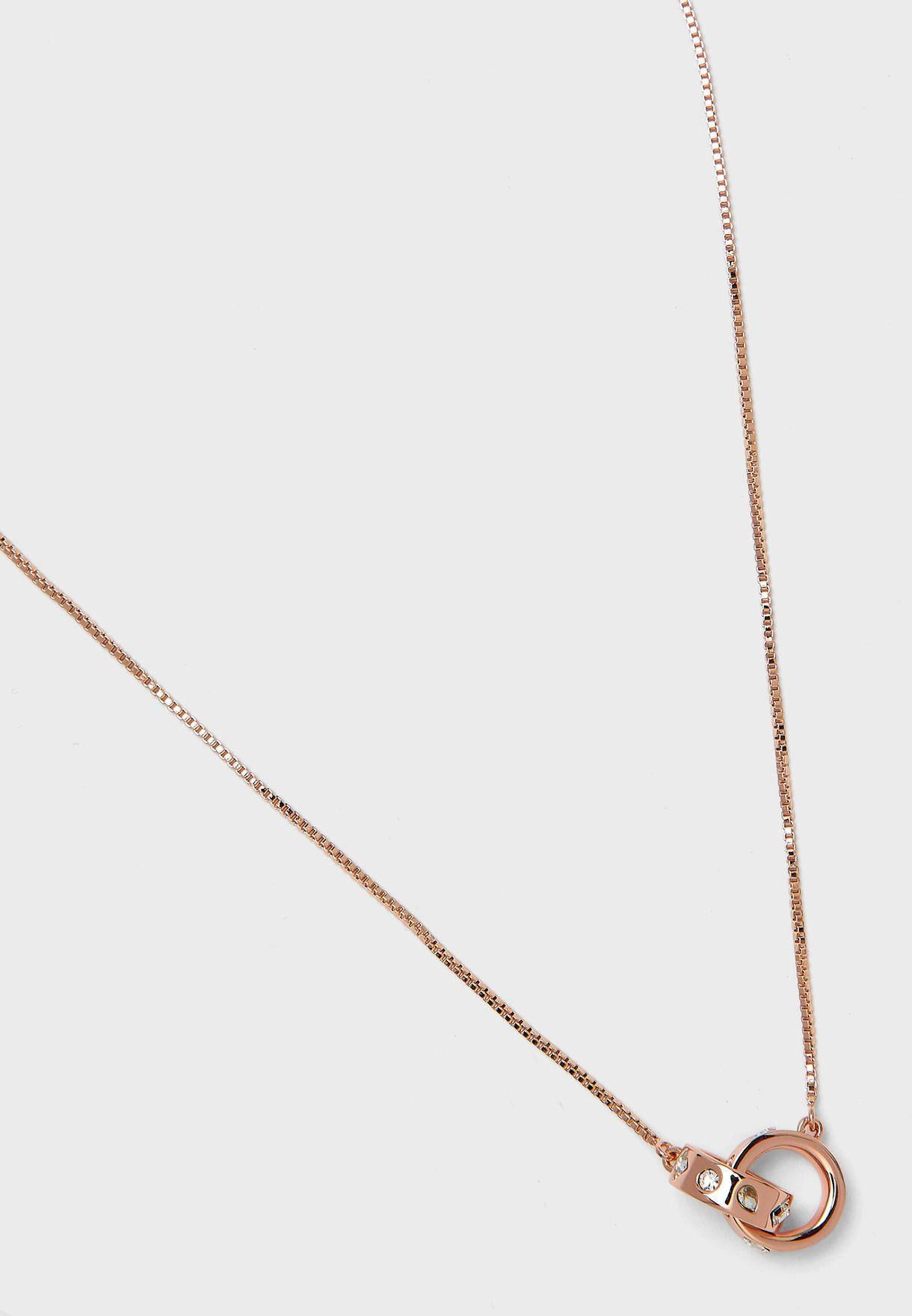Knightley Pendant Necklace