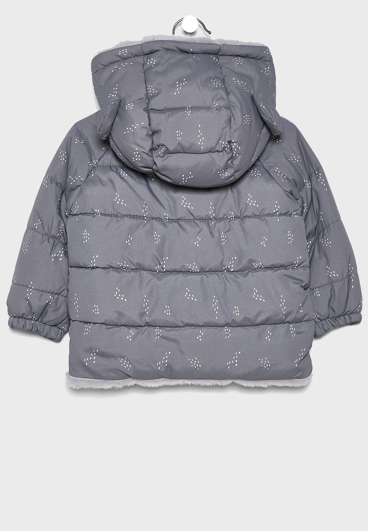 Infant Hooded Jacket