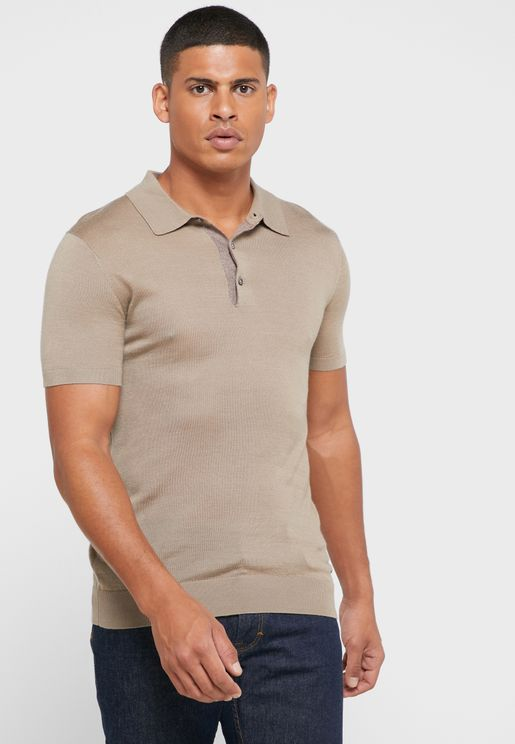 Casual Polo T-shirt