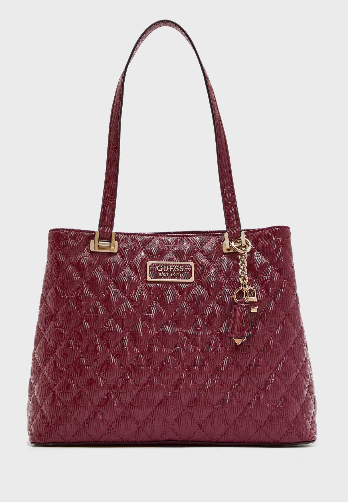 Lola Tag Detail Shopper