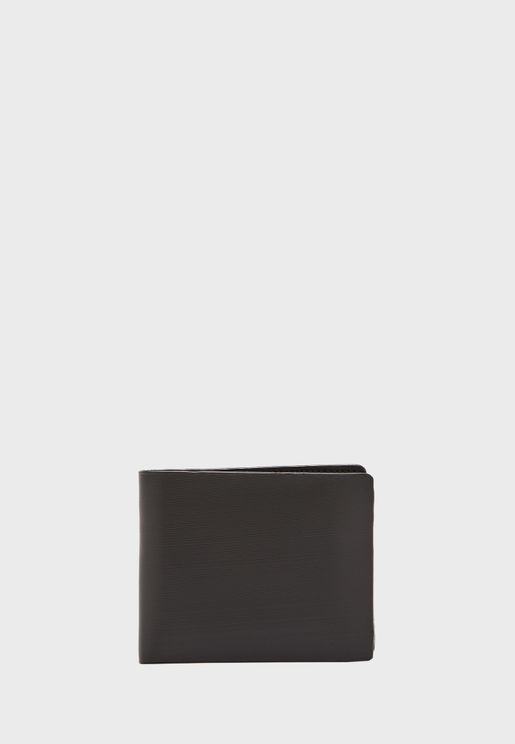 Textured Genuine Spanish Leather Wallet