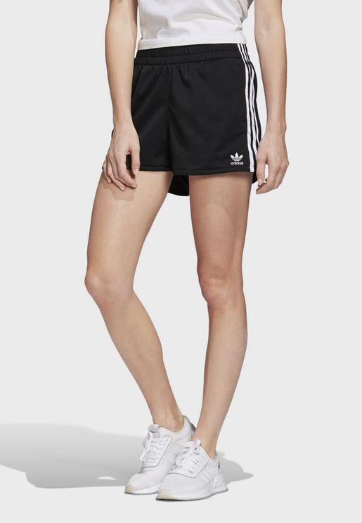 3 Stripes Adicolor Casual Women's 1/4 Shorts