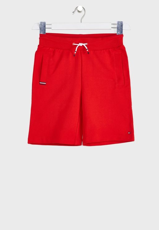 Teen Drawstring Shorts