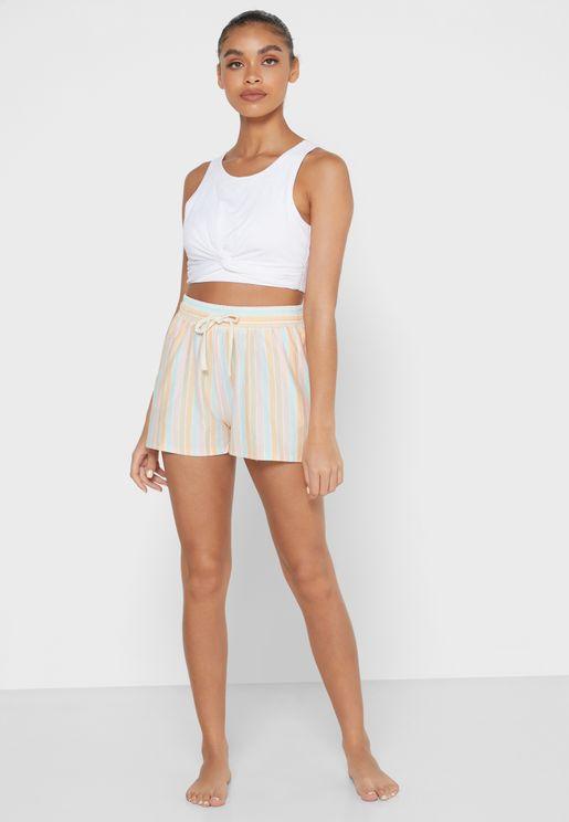 Jersey Pyjama Shorts