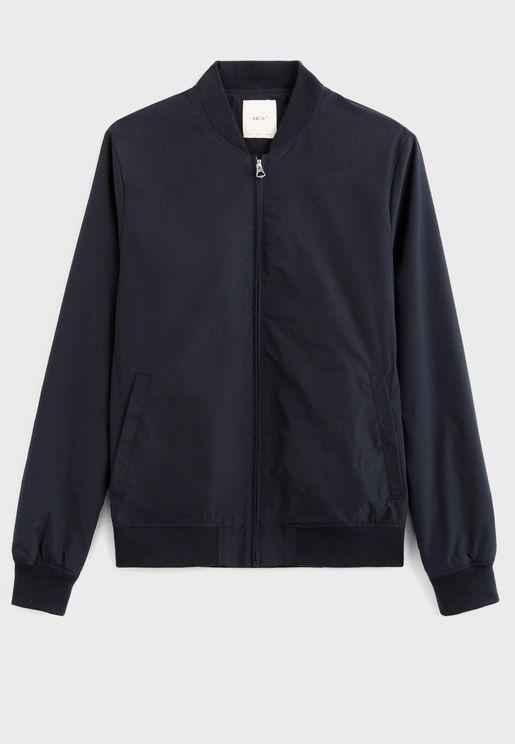 Essential Bomber Jacket
