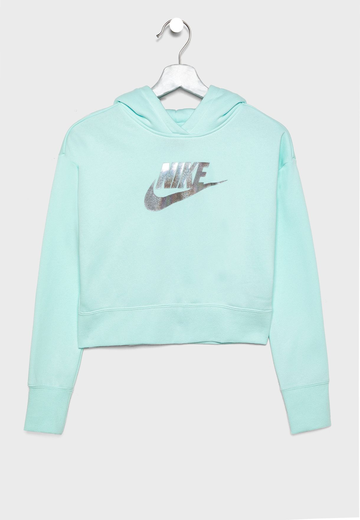 Youth NSW Cropped Hoodie