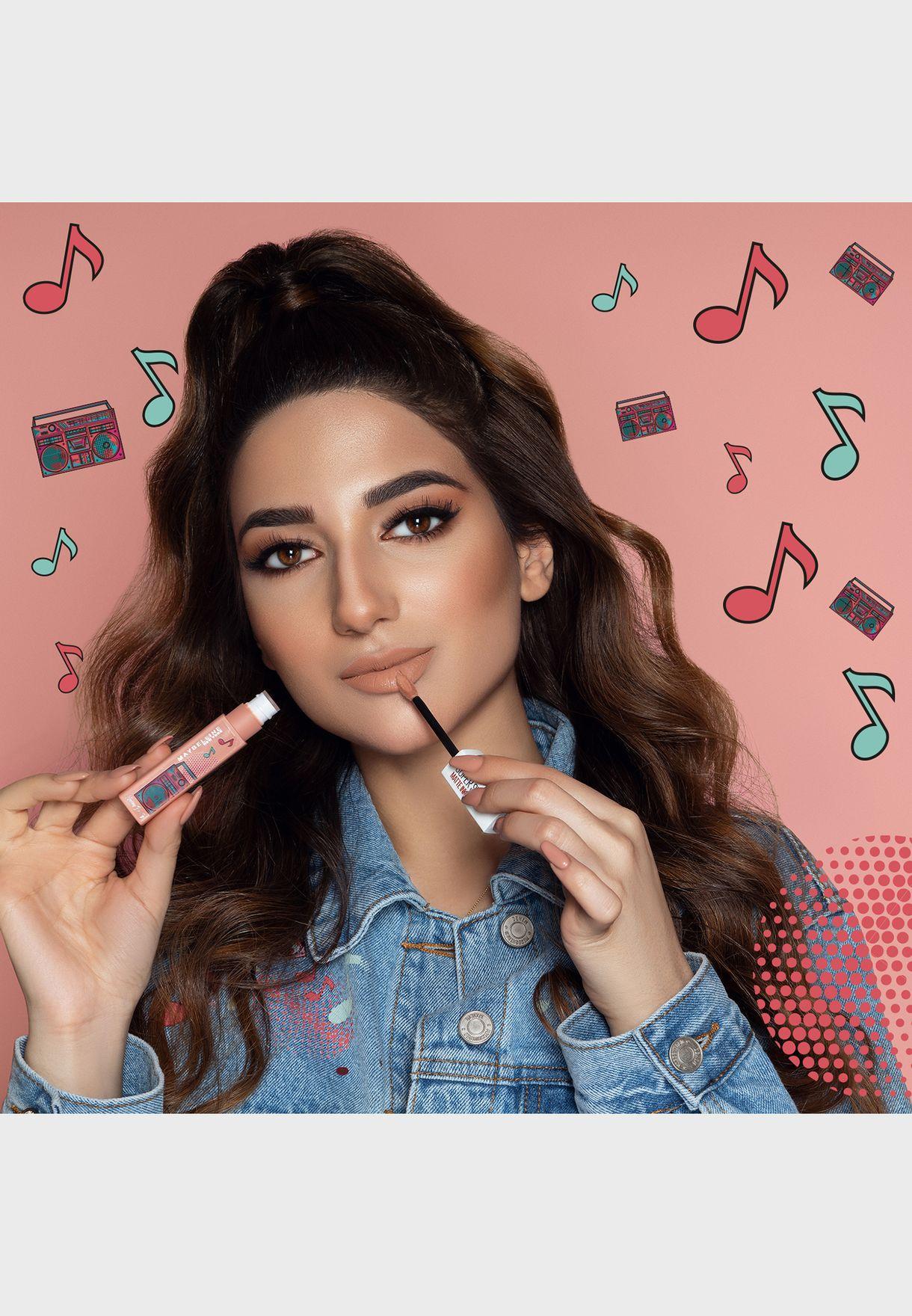 Narin Beauty Superstay Matte Lipstick - Press Play