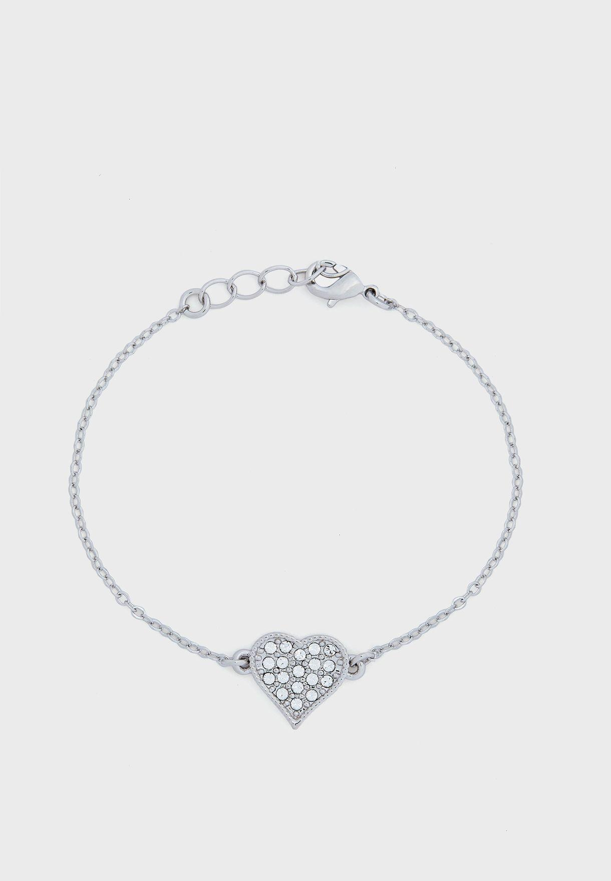 Hisna Hidden Heart Bracelet