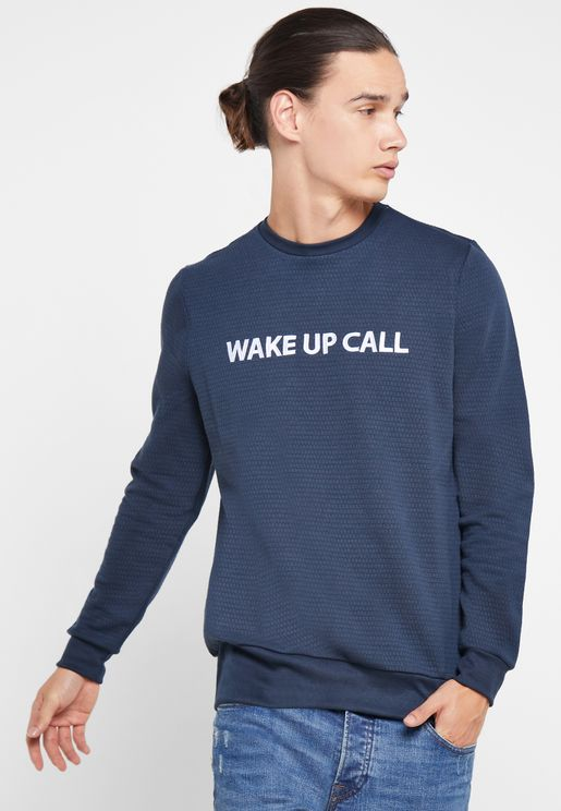 Wake Up Call Sweatshirt