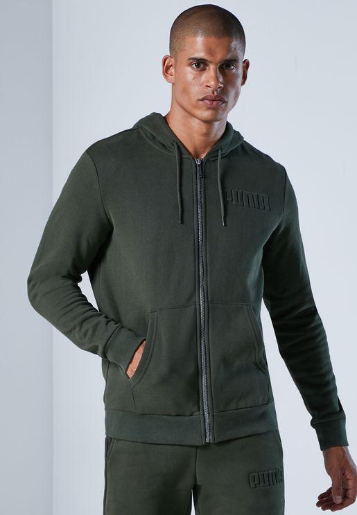 Modern Basics Fleece Hoodie