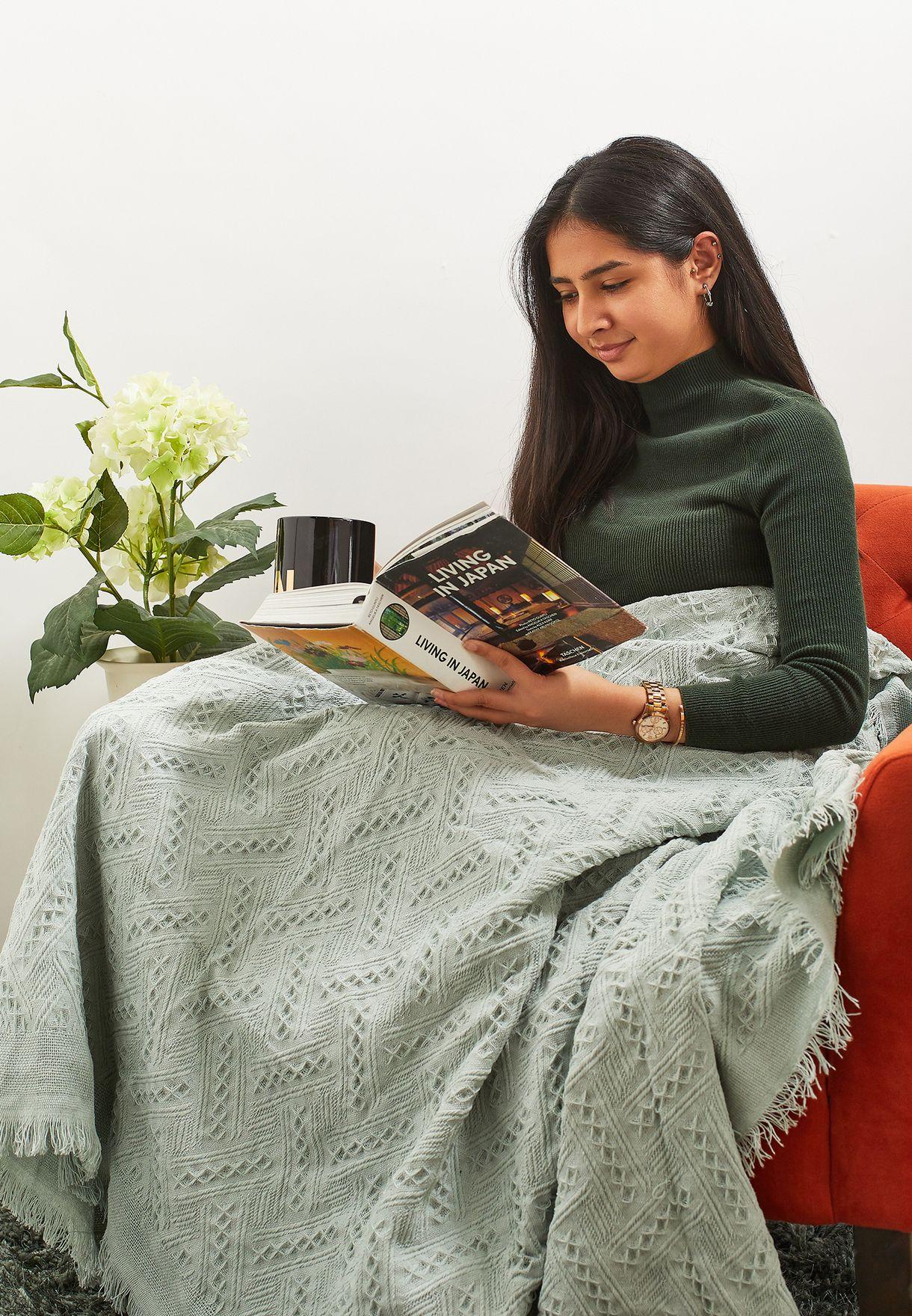 Grey Blanket