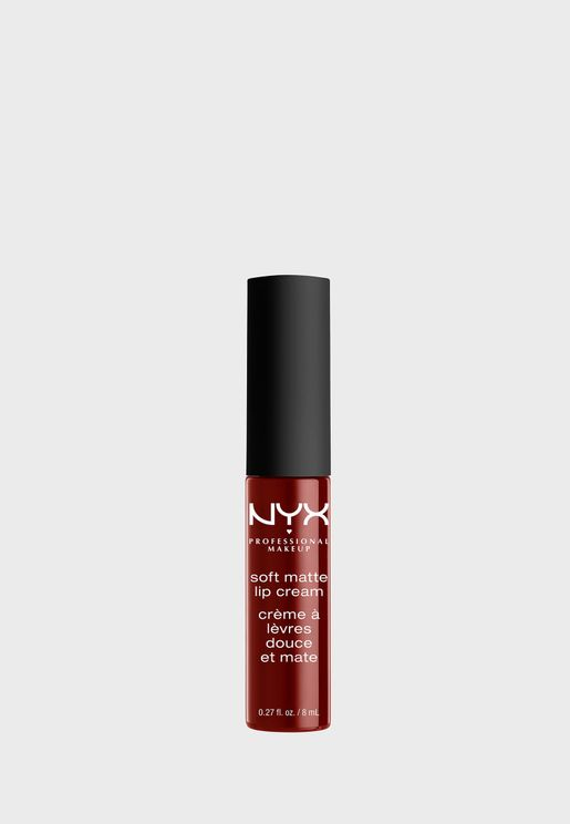 Soft Matte Lip Cream - Madrid