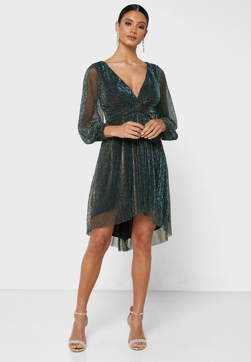 Persia Shimmer Detail Dress