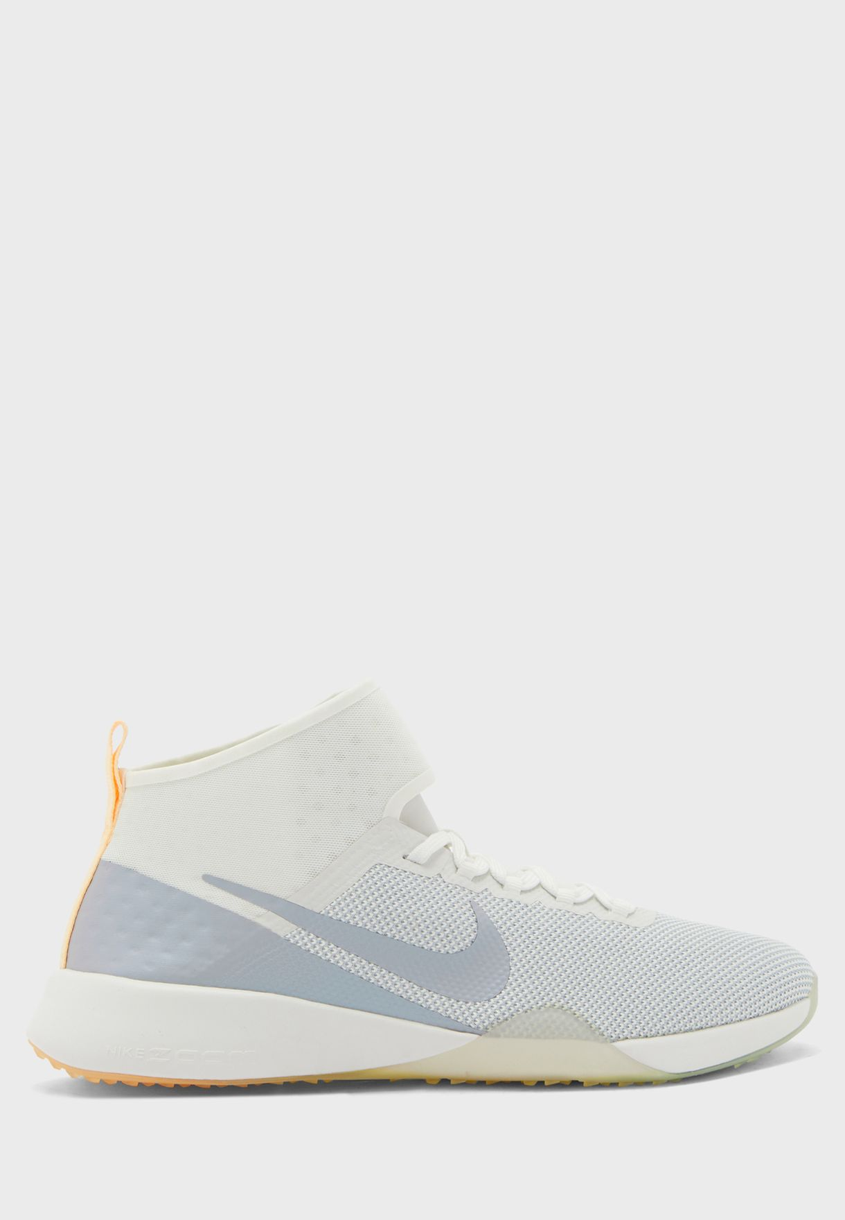 Buy Nike white Air Zoom Strong 2 Rise