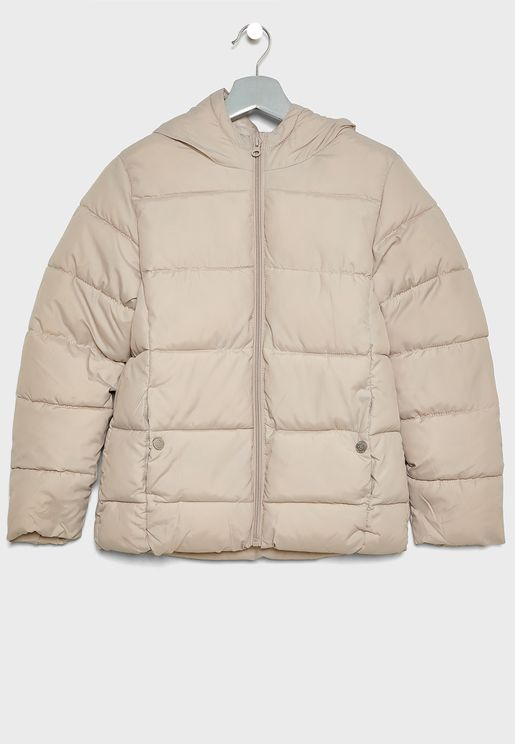 Kids Classic Hooded Jacket