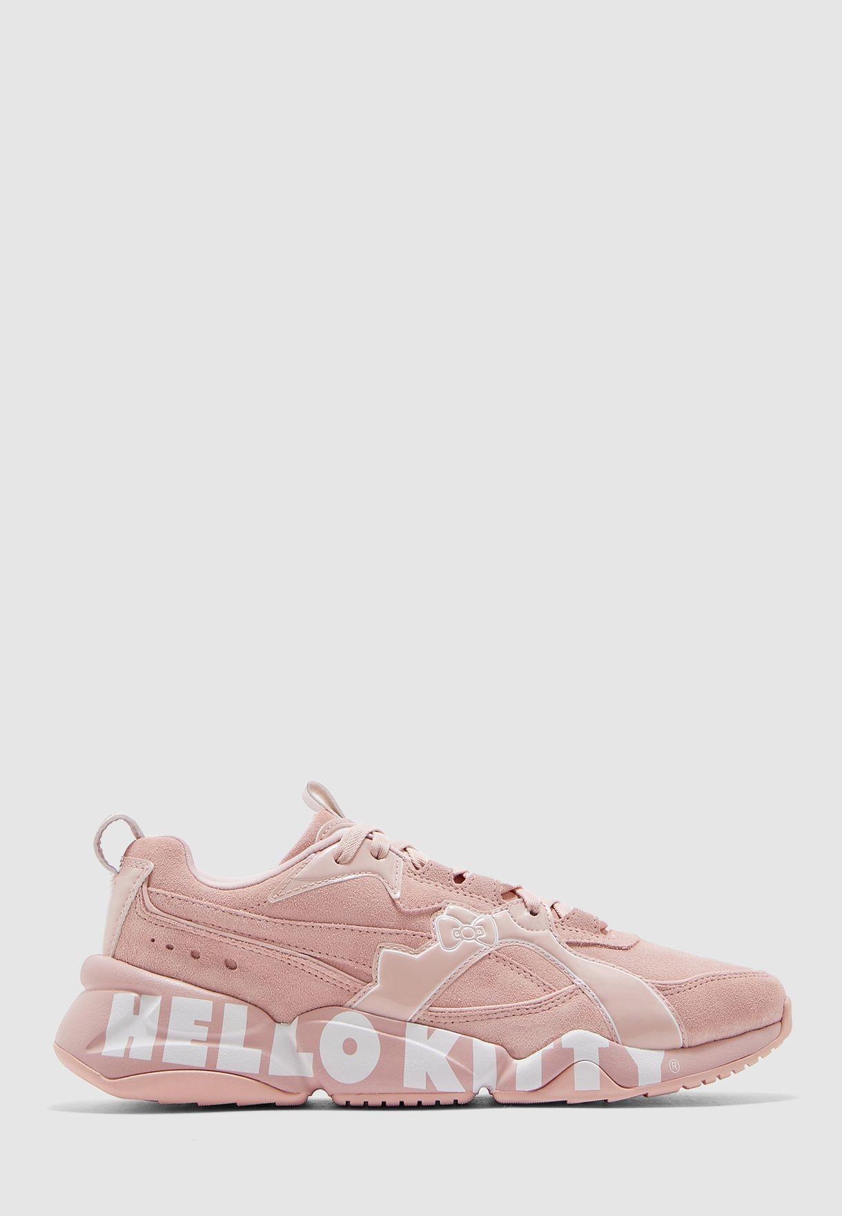 puma nova pink