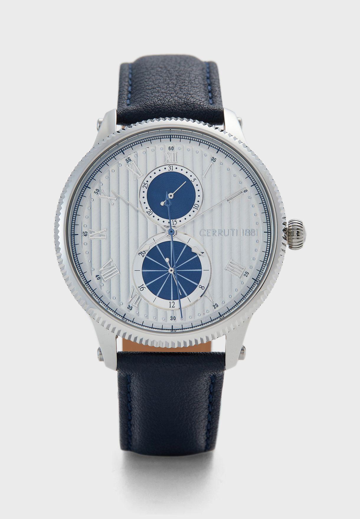 C CRWA26601 Bargino Chronograph Watch