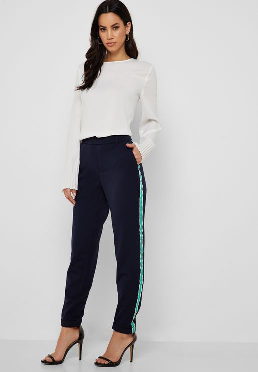 Ankle Length Tape Pants