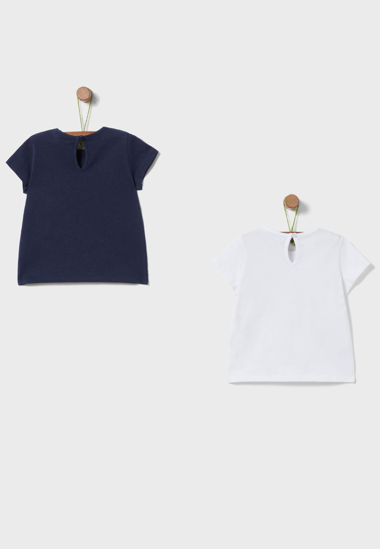 Infant 2 Pack Graphic T-Shirt