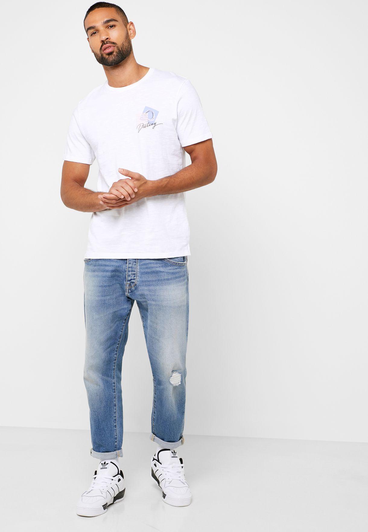 Destiny Crew Neck  T-Shirt