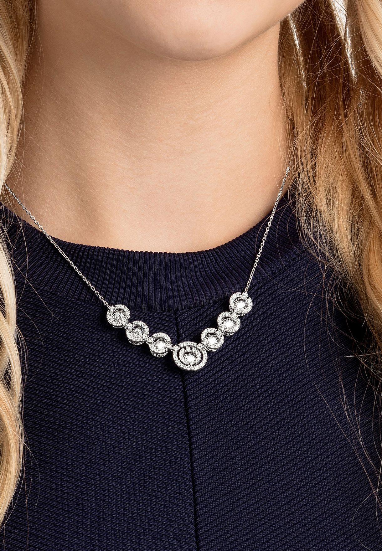 Sparkling Dance Necklace