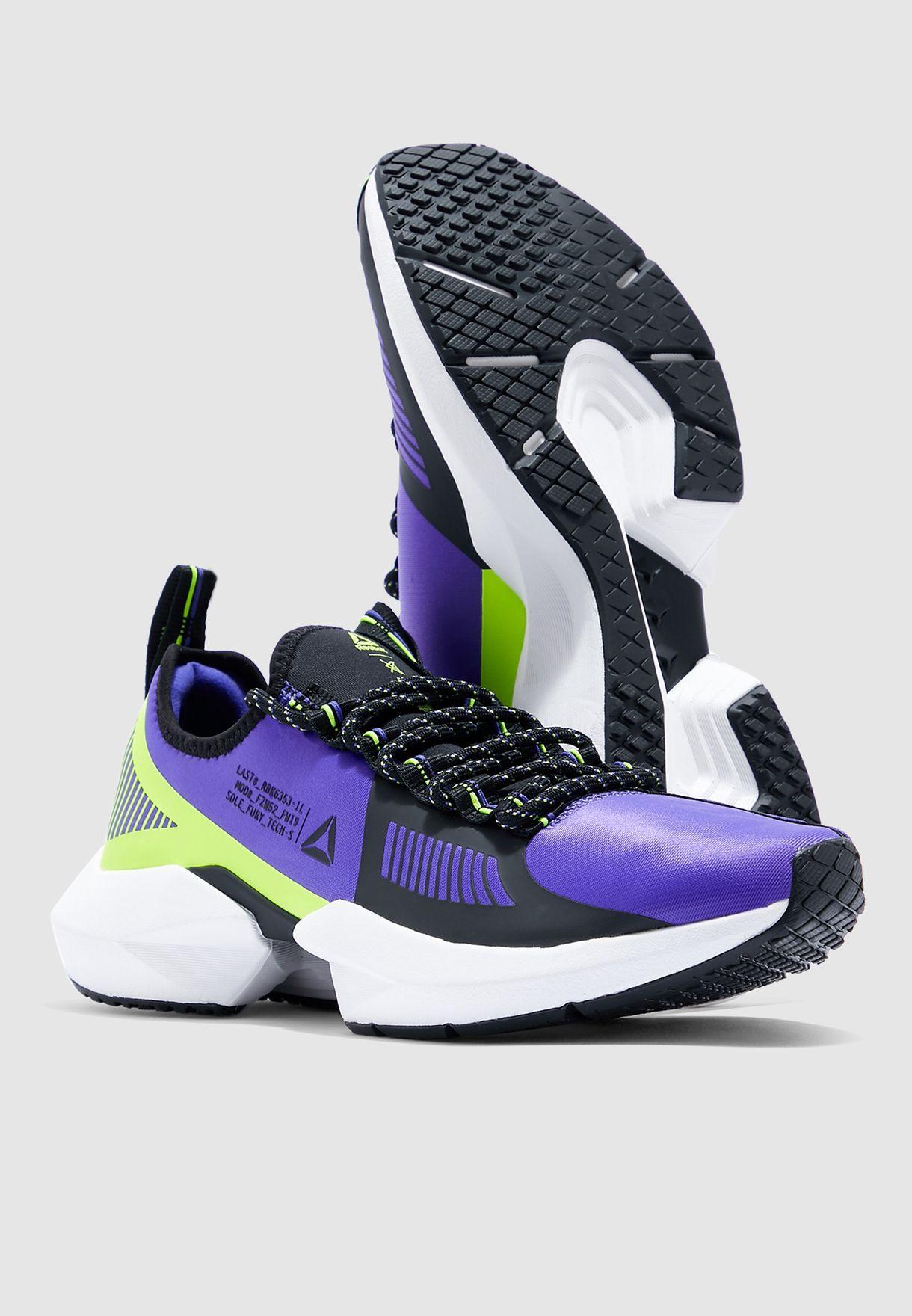 Buy Reebok purple Sole Fury TS for Men