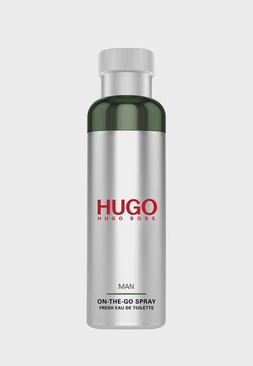 HUGO Man On-the-Go Spray