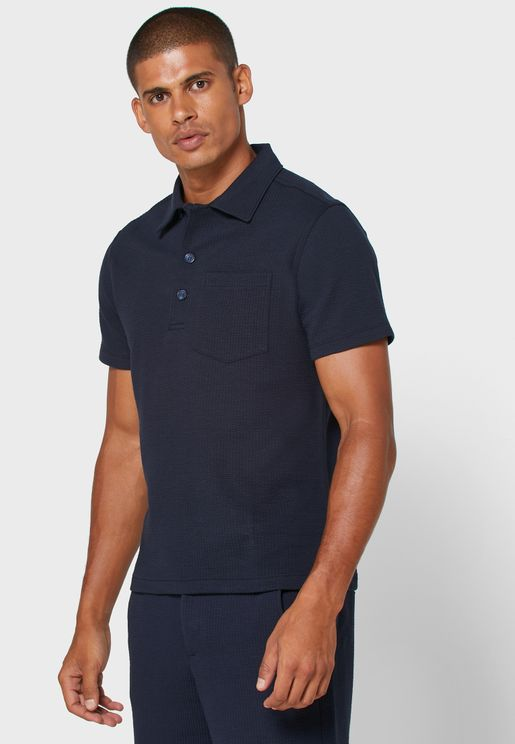Pocket Detail Polo