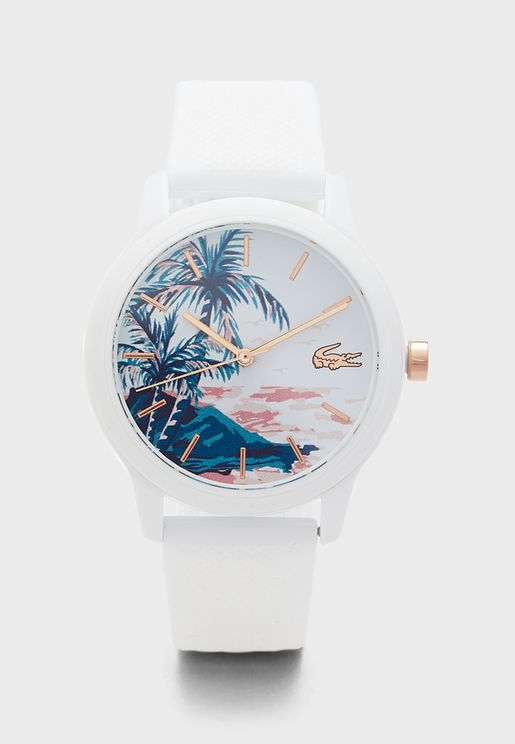 Lacoste 12.12 Hawaii Analog Watch