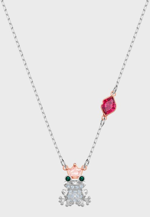 Oot World Kiss Necklace