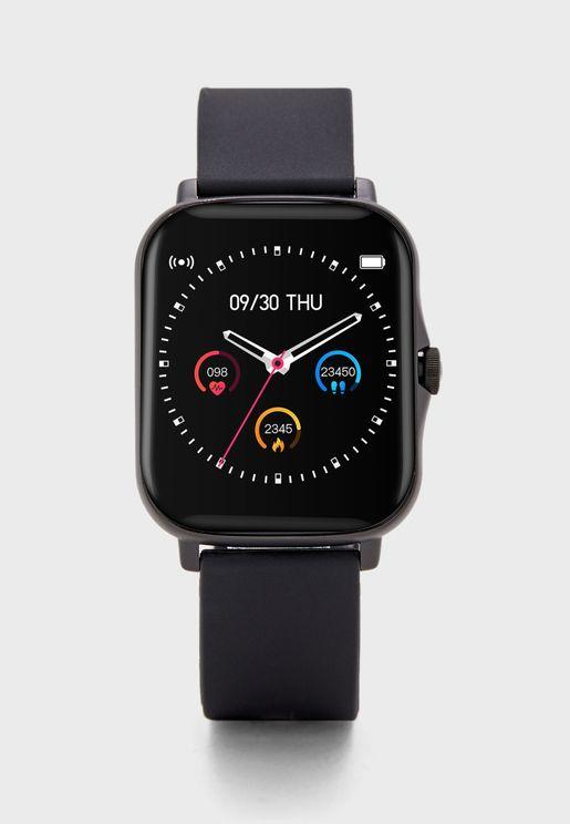 Smart Watch W/ Dynamic Heart Rate & Multi Features
