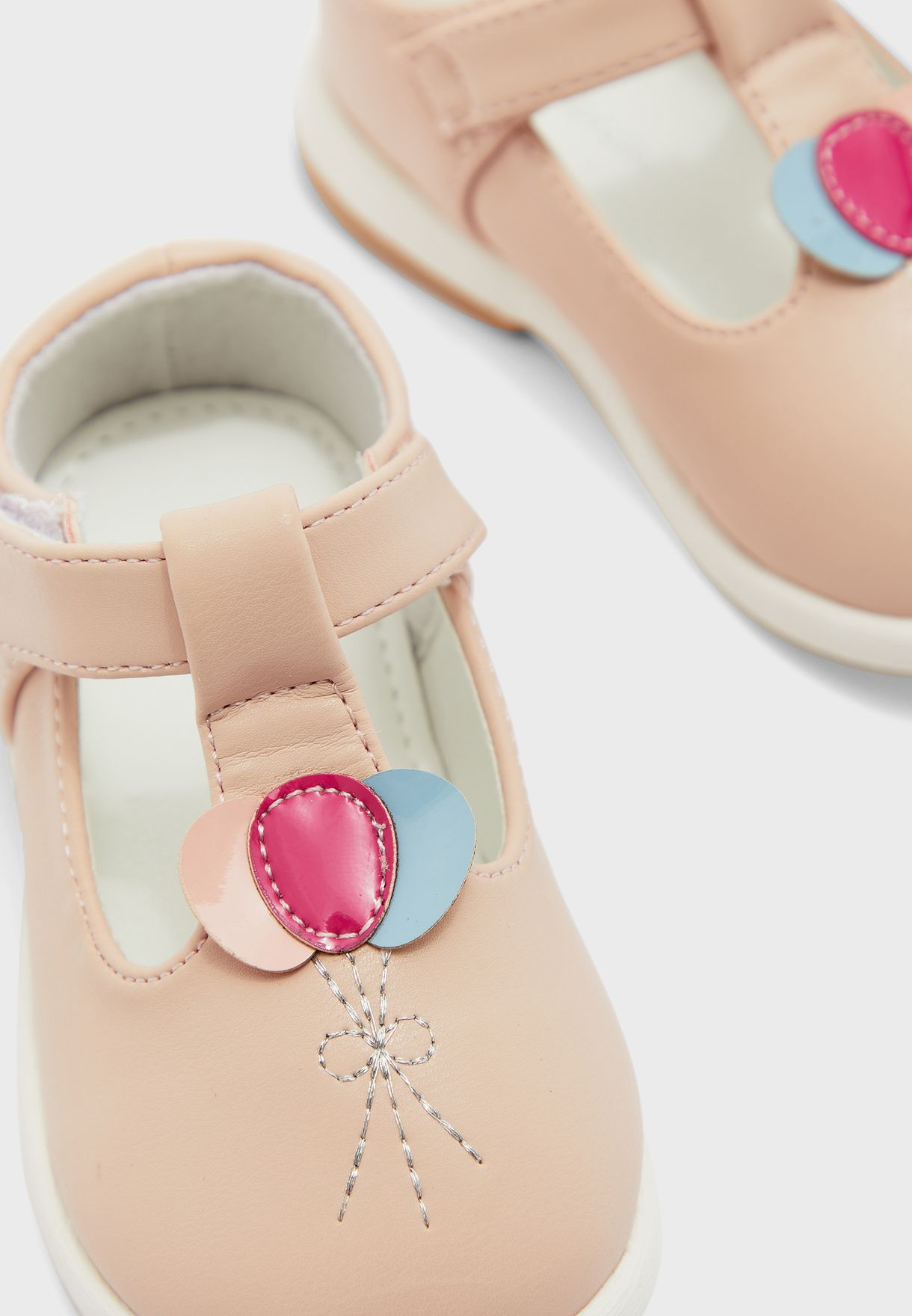 Infant Knot Detail Ballerina