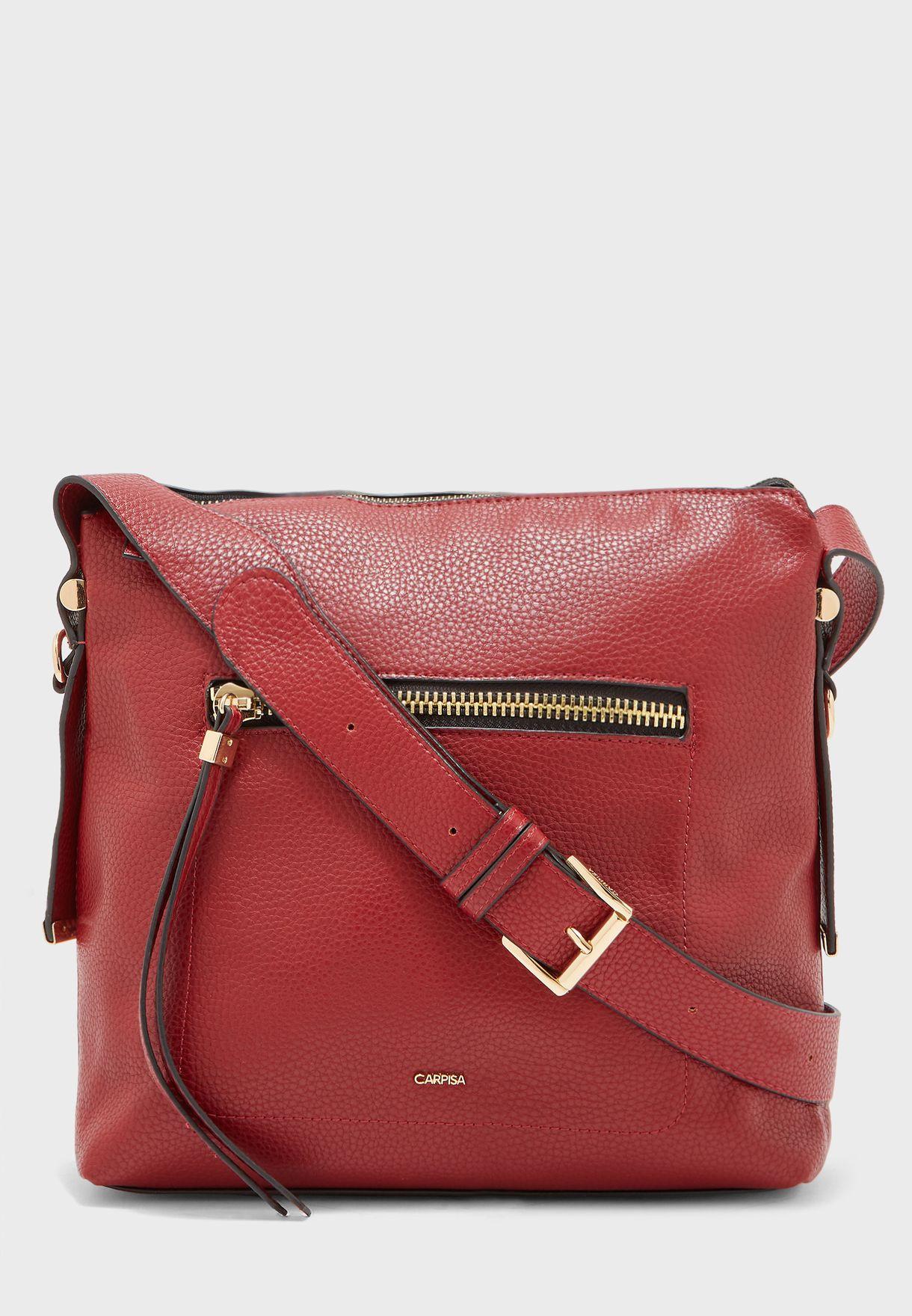Chain Detail Shopper Bag