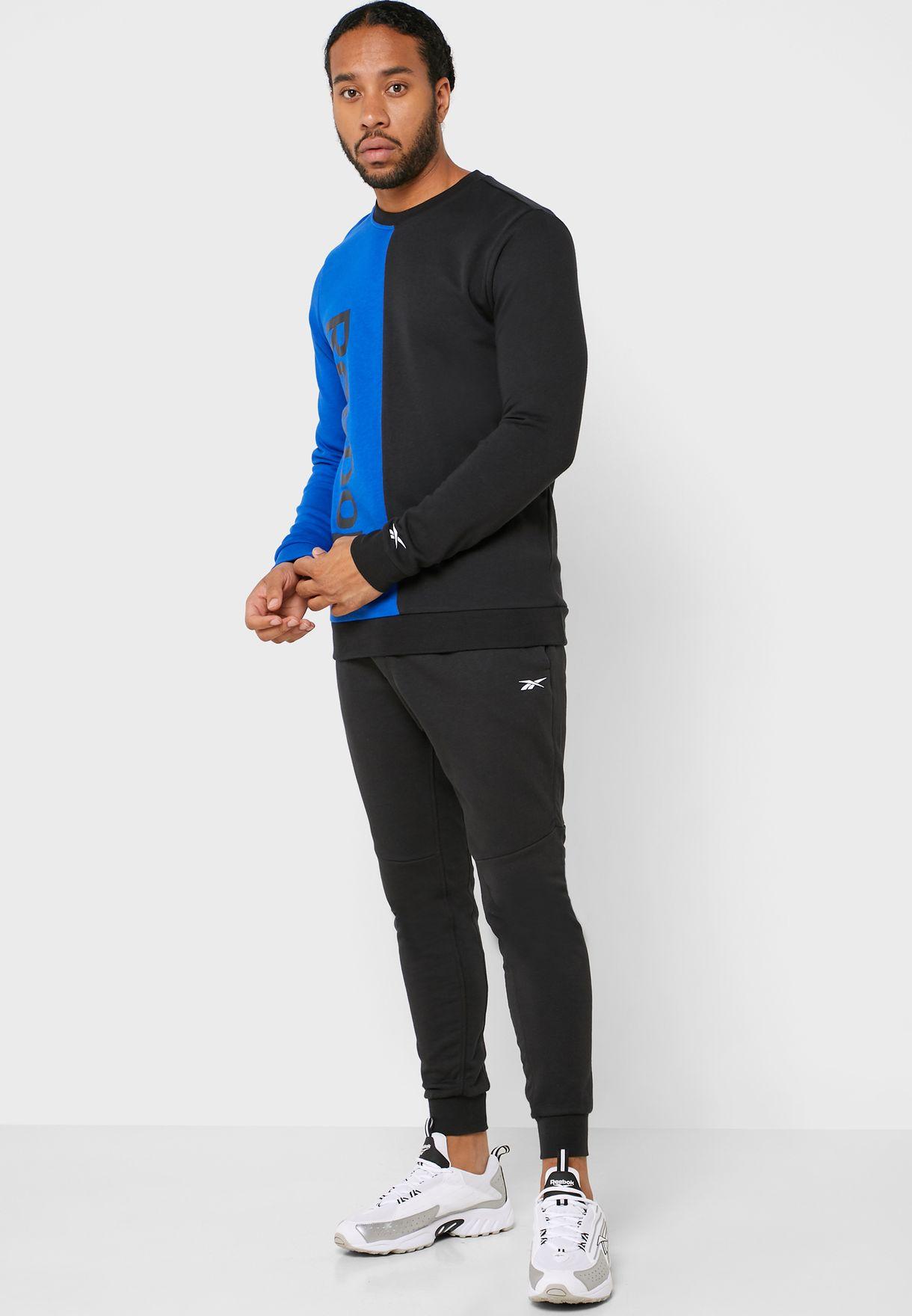 Training Essential Linear Logo Sweatshirt