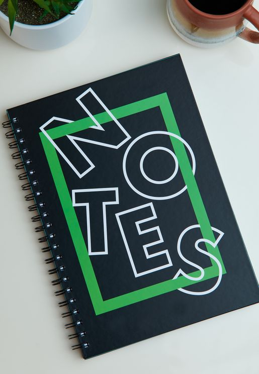 A4 Notes Notebook