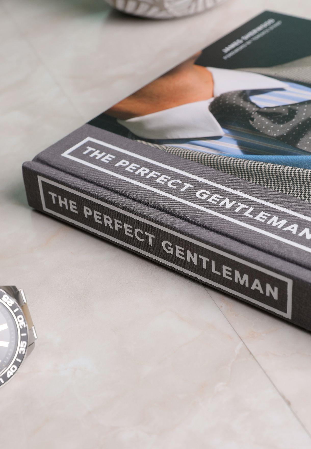 كتاب ذا بيرفكت جنتل مان