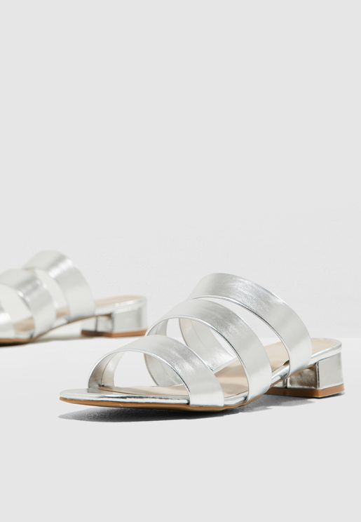 Stormy Multi Strap Sandal