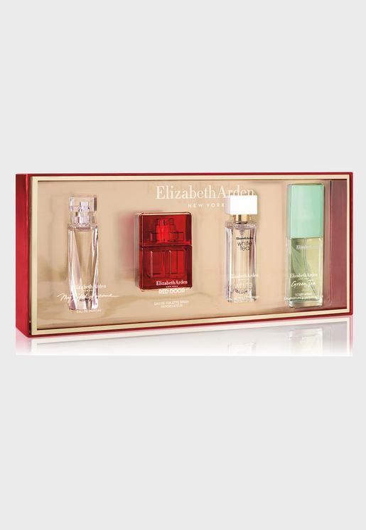 Holiday Fragrance 4-Piece Coffret Set