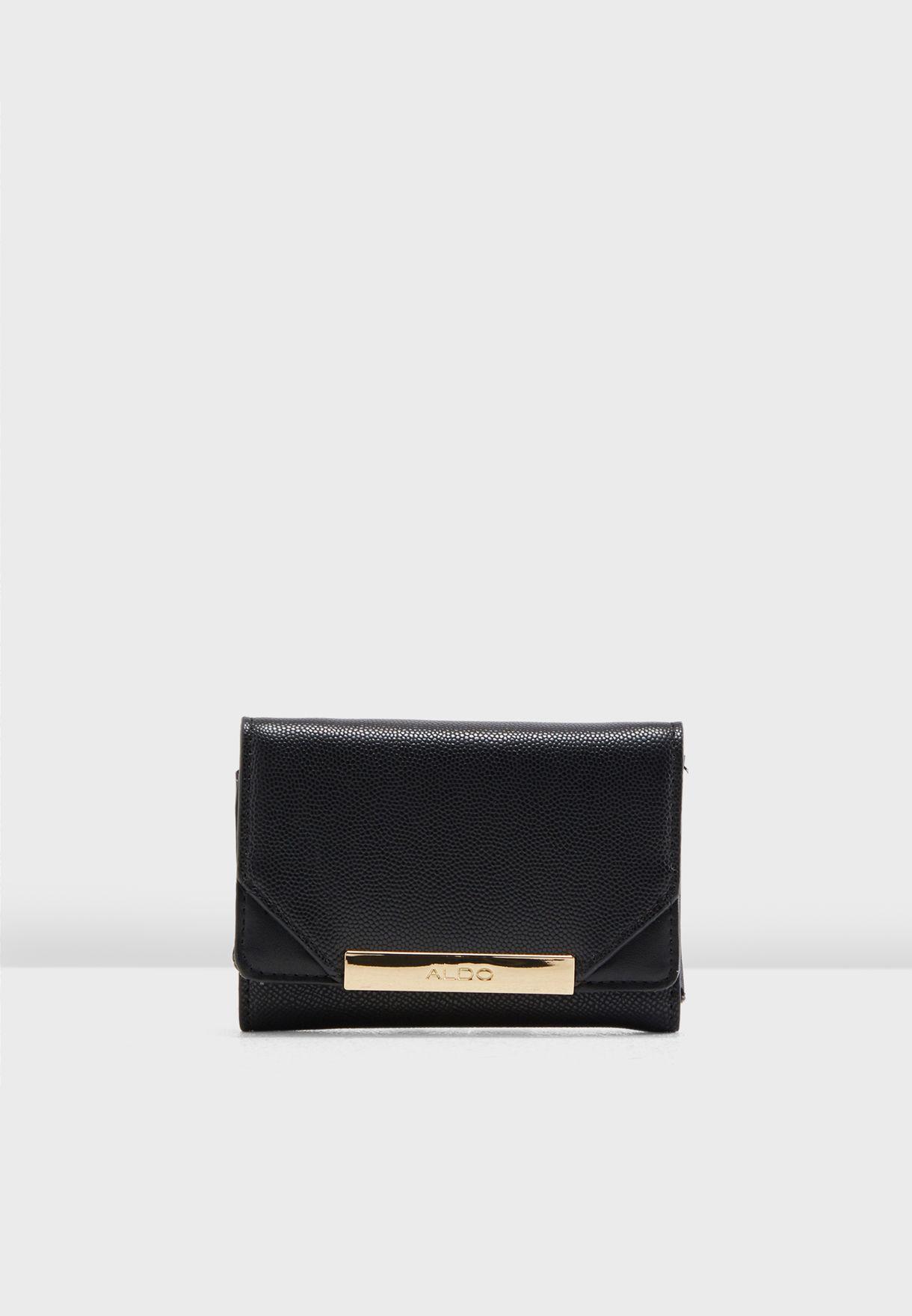 super popular 623b2 19c46 Shop Aldo black Decade Purse DECADE98 for Women in UAE - 17704AC89RCP