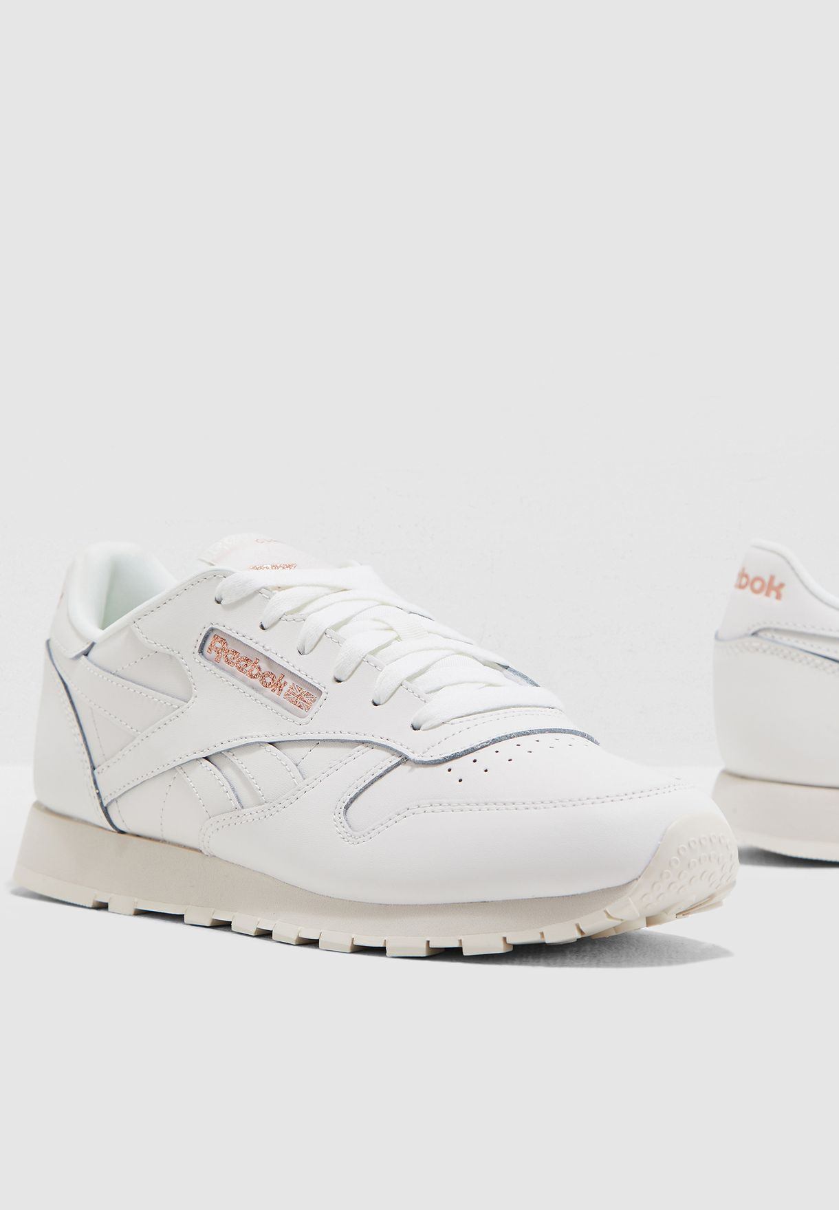 Buy Reebok white Classic Leather for