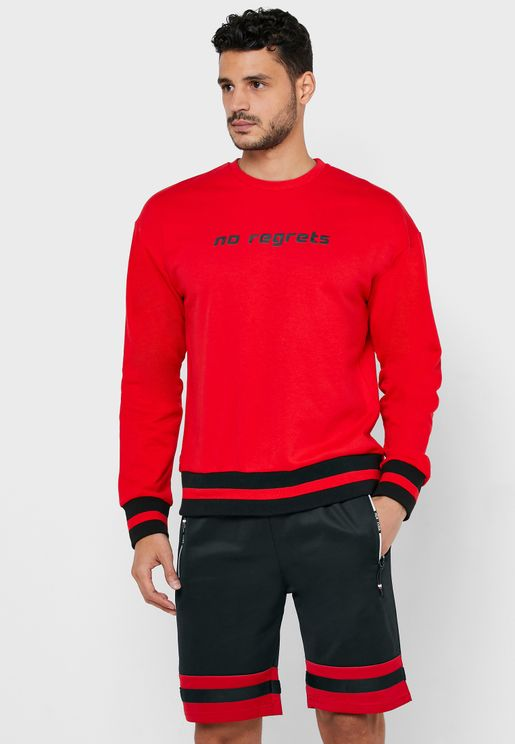 No Regrets Sweater