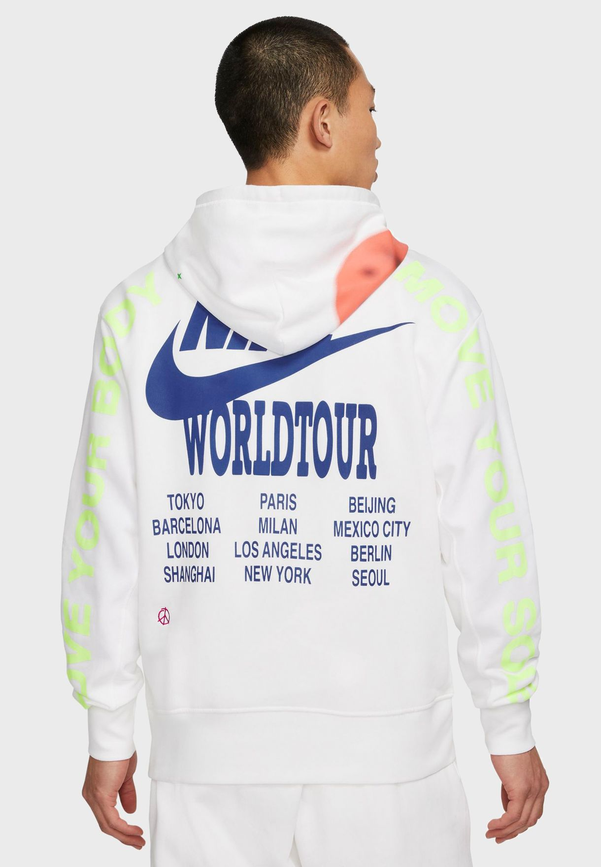 NSW World Tour Hoodie