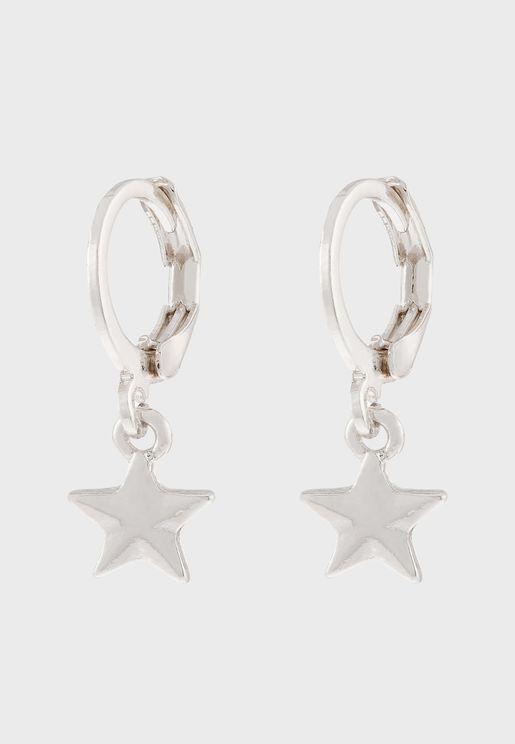 Kids Star Drop Earrings