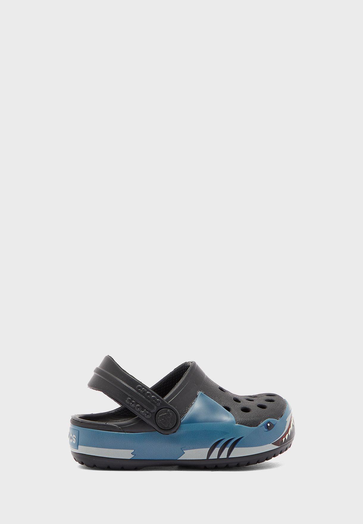Kids Shark Band Sandal