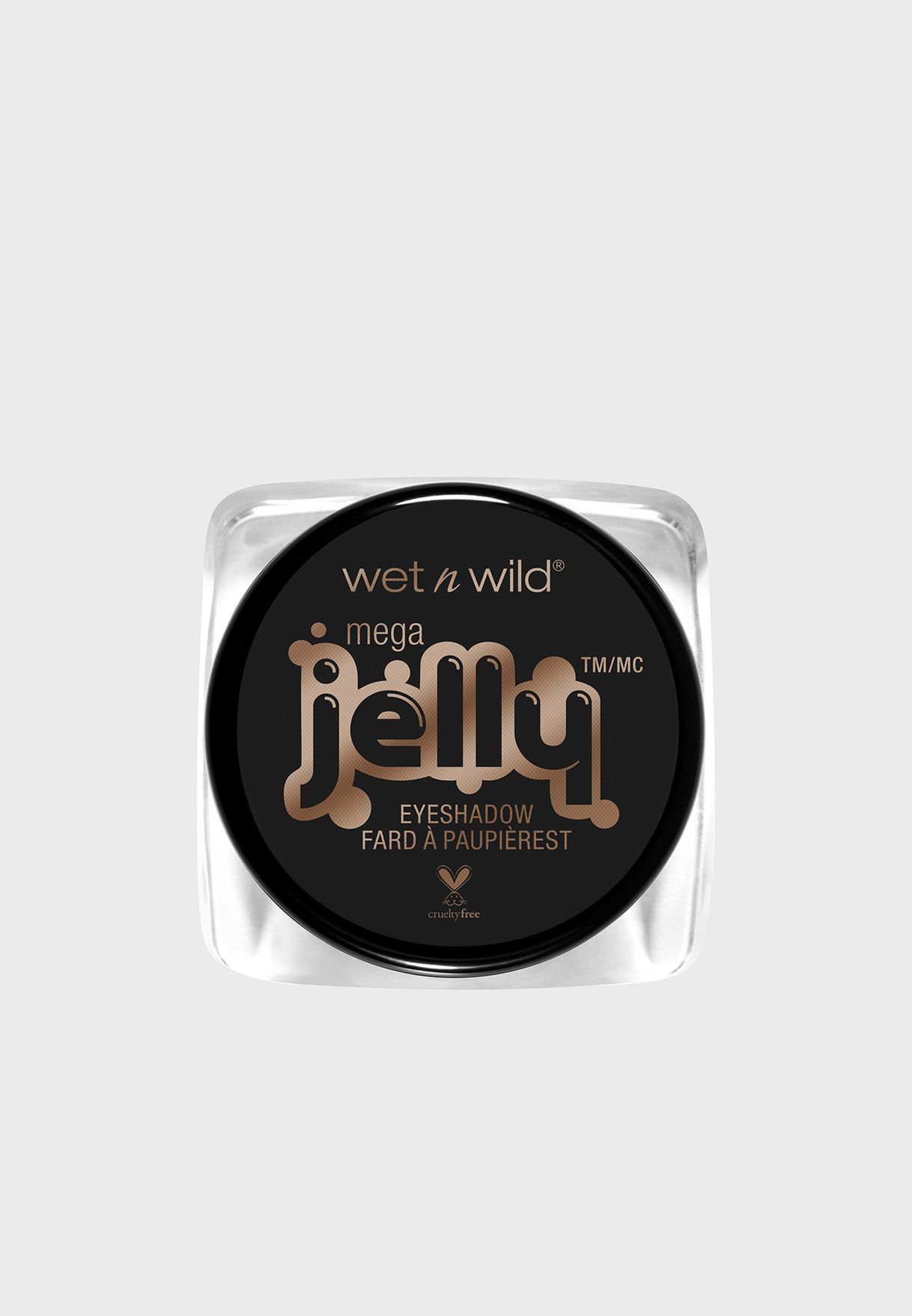 Megajelly Eyeshadow - Just Rust Me