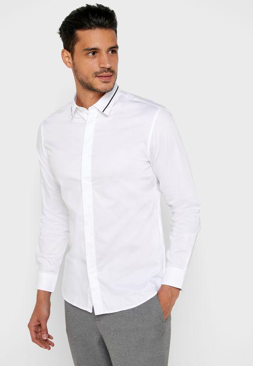 قميص قطن خالص