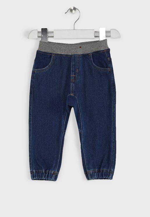Kids Essential Denim Pants