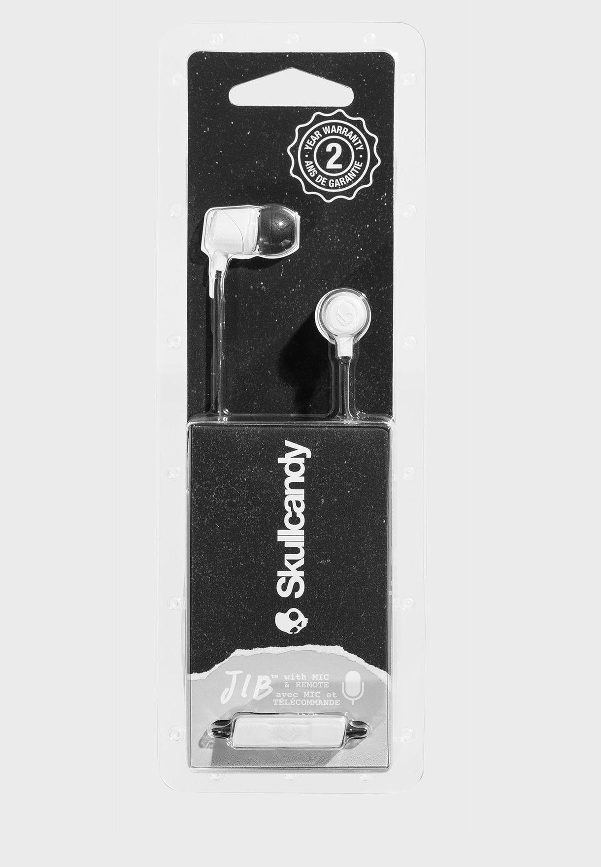 Jib In-Ear Earphones With Microphone