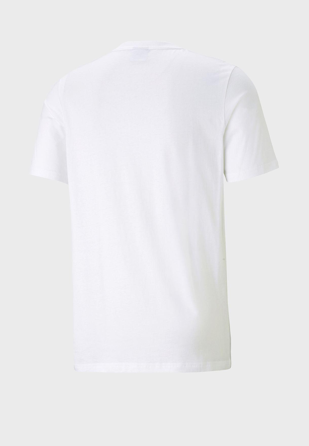 Graphic Key Moments T-Shirt